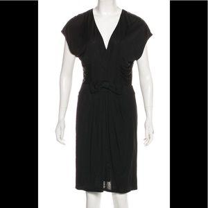 Stella McCartney Bow-Accented Dress Size M
